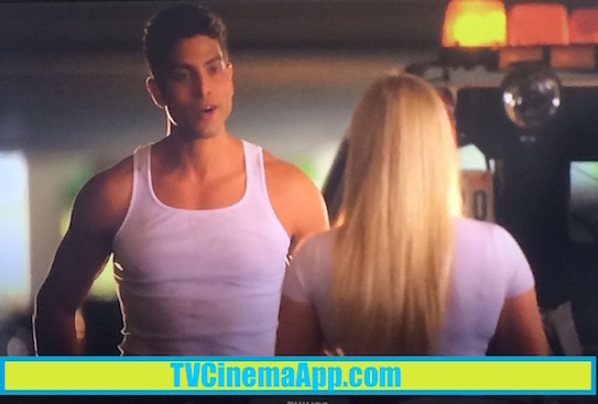TVCinemaApp.com - CSI Miami: The First Time Eric Delko (Adam Rodriguez) and Calleigh Duquesne (Emily Procter) Met, Before the Establishment of the New Lab.