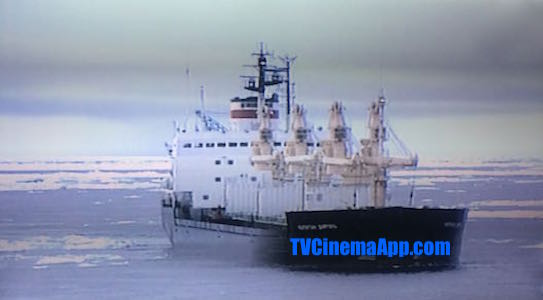 TVCinemaApp.com - Documentaries: A ship sailing on the Russian seas.