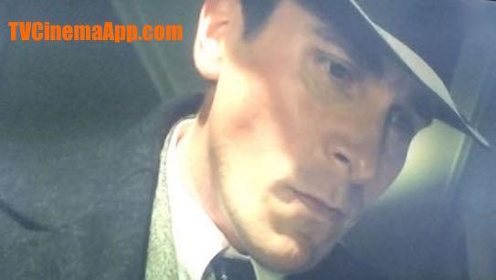 TVCinemaApp - Film Production: Michael Mann's Public Enemies, Christian Bale as FBI agent Melvin Purvis.
