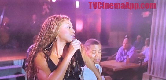 TVCinemaApp - Film Production: Jonathan Lynn's The Fighting Temptations, Beyonce dancing.