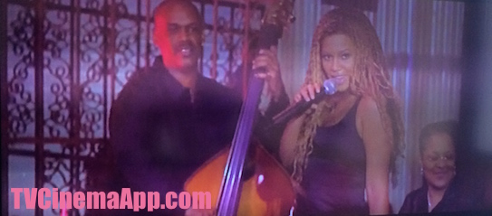 TVCinemaApp - Film Production: Jonathan Lynn's The Fighting Temptations, Beyonce singing and dancing.