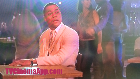 TVCinemaApp - Film Production: Jonathan Lynn's The Fighting Temptations, Cuba Gooding looking.