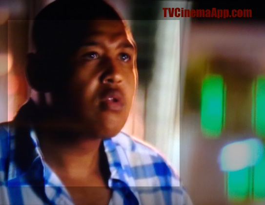 TVCinemaApp.com - Best TV Cinematography: Omar Miller portraying Walter Simmons on CSI Miami.