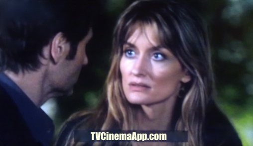 TVCinemaApp.com - Best TV Cinematography: David Duchovny, as Hank Moody and Natascha McElhone as Kern, Californication.