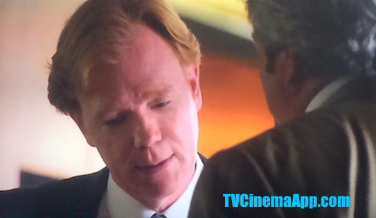 TVCinemaApp.com - CSI: David Stephen Caruso, Lieutenant Horatio Caine and his Colleague John Sully Sullivan Coming to Cross Roads.