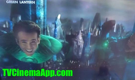 iWatchBest - TVCinemaApp: Horror Film, Martin Campbell's Green Lantern, starring Ryan Reynolds.