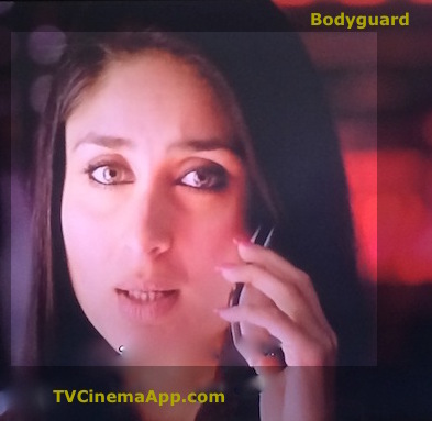 iWatchBestTVCinemaApp - Bollywood Movies: Bodyguard, Kareena Kapoor and Salman Khan.