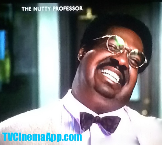 I Watch Best TV Cinema App: Eddie Murphy, as Sherman Klump, The Nutty Professor.