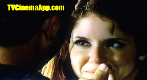 TVCinemaApp.com - Film Director: Brittany Underwood (Loren Tate) starring with Cody Longo (Eddie Duran) Hollywood Heights.
