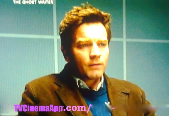 TVCinemaApp.com - Film Director: Roman Polanski's The Ghost Writer, starring Ewan McGregor, Pierce Brosnan, Kim Cattrall, Olivia Williams, Timothy Hutton.
