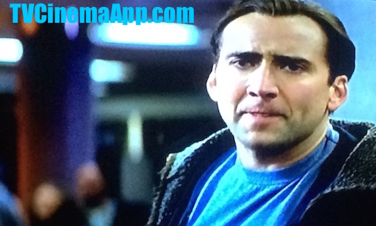 TVCinemaApp - Movie Production: Brett Ratner's The Family Man starring Nicolas Cage and Téa Leoni.