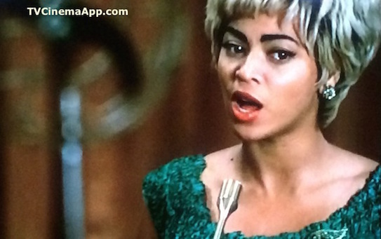iWatchBestTVCinemaApp Musical Film: Darnell Martin's Cadillac Records. Beyonce Knowles singing to Etta James.
