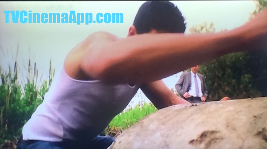 iWatchBestTVCinemaApp Prior CSI Miami: Eric Delko looking for the crime weapon where he thought is hidden.