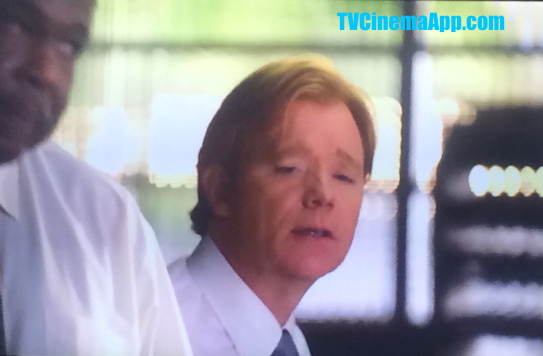 iWatchBestTVCinemaApp Prior CSI Miami: Horatio Caine (David Caruso) have another controversial issue about the crime with Fred Dorsey (Harold Sylvester).