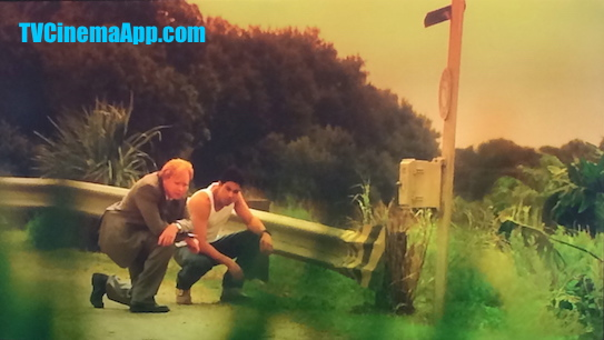 iWatchBestTVCinemaApp Prior CSI Miami: Horatio Caine (David Stephen Caruso) and Eric Delko (Adam Rodriguez) studying the crime scene.