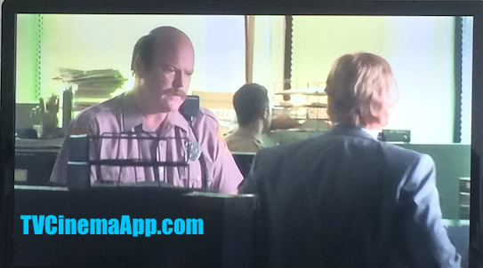 iWatchBestTVCinemaApp Prior CSI Miami: Horatio Caine (David Stephen Caruso) and Frank Tripp (Rex Maynard Linn).
