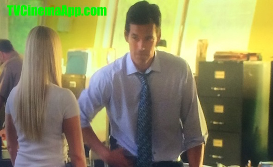 iWatchBestTVCinemaApp Prior CSI Miami: Jesse Cardoza (Eddie Cibrian) and Calleigh Duquesne (Emily Procter).