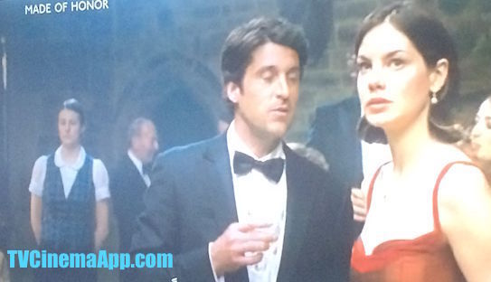 I Watch Best TV Cinema App - The Movie: Paul Weiland's Made of Honor, starring Patrick Dempsey, Michelle Monaghan, Kevin McKid, Kathleen Quinian, Sydney Pollack, Chris Messina, Kadeem Harrison.