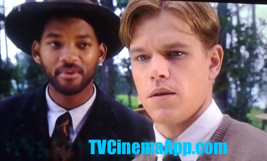 I Watch Best TV Cinema App - The Movie: Robert Redford's The Legend of Bagger Vance, starring Matt Demon, Will Smith, Charlize Theron, Bruce McGill and Joel Gretsch.