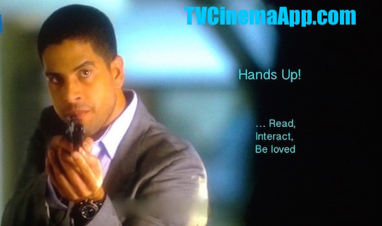 I Watch Best TV Cinema App: Adam Rodriguez, Eric Delko in CSI Miami.