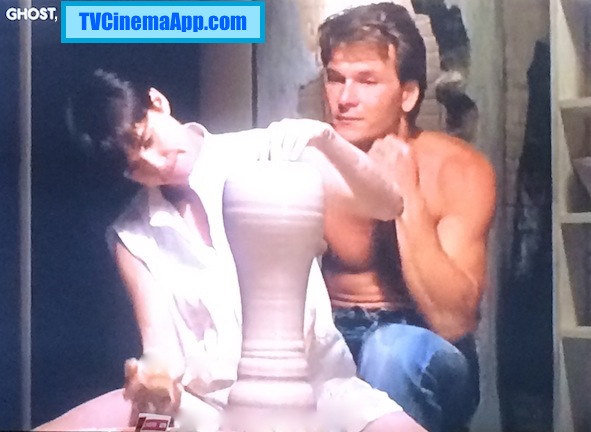 Action TV Shows in Romantic Fantasy Drama, Bruce Joe Rubin and Jerry Zucker's Movie Ghost, Starring Demi Moore, Patrick Swayze, Tony Goldwyn, Zucker Bruce, Joel Rubin, Whoopi Goldberg.