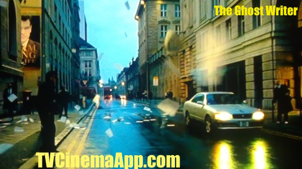 Analyzing A Film: Roman Polanski's The Ghost Writer's scripts scattering on the street at the end.