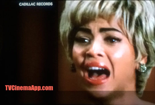 TVCinemaApp.com - Analyzing A Film: Beyoncé Knowles acting Etta James in Darnell Martin's Cadillac Records.