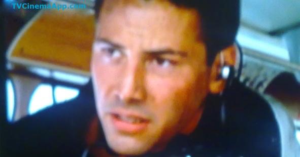 TVCinemaApp.com - Analyzing A Film: Jan De Bont's Speed, starred Keanu Reeves, Sandra Bullock, Dennis Hopper.