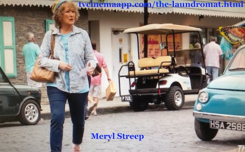 tvcinemaapp.com/the-laundromat.html: The Laundromat: Actress Meryl Streep.