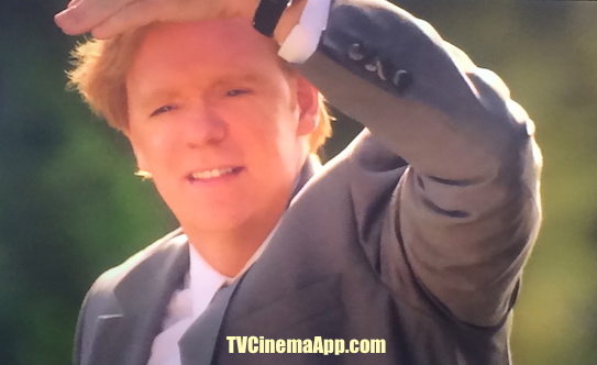 TVCinemaApp.com - CSI: David Caruso, Horatio Caine at the Beginning of the Serial.