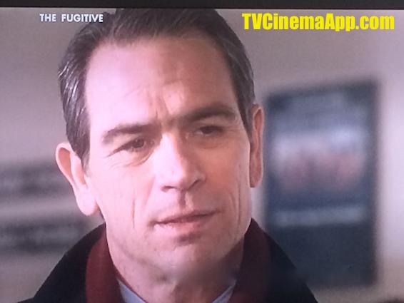 TVCinemaApp.com - Film Editor: Andrew Davis' The Fugitive, starring Harrison Ford, Tommy Lee Jones, Joe Pantoliano, Andreas Katsulas, Jeroen Krabbe, Sela Ward.