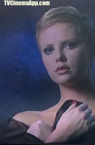 TVCinemaApp - Film Production: Rand Ravich's The Astronaut's Wife, Charlize Theron on nightgown.