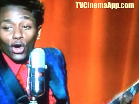 TVCinemaApp.com - Musical Documentaries: Darnell Martin's Cadillac Records, on Chess Recors 1940s-1960s, Mos Def as Chuck Berry.