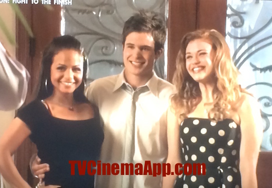 I Watch Best TV Cinema App - The Movie: Bille Woodruff's Bring It On: Fight to The Finish, starring Christina Milian, Rachel Brooke Smith, Cody Longo, Vanessa Born, Holland Roden and Gabrielle Dennis.