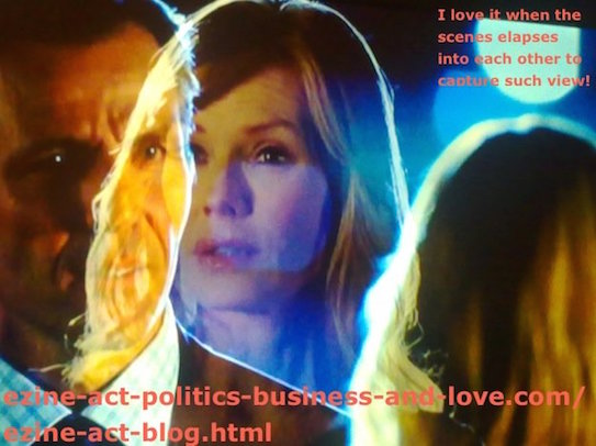 TVCinemaApp.com: Best TV Cinematography - Mary Marg Helgenberger as Catherine Willows in the criminal investigation scene, CSI Vegas.