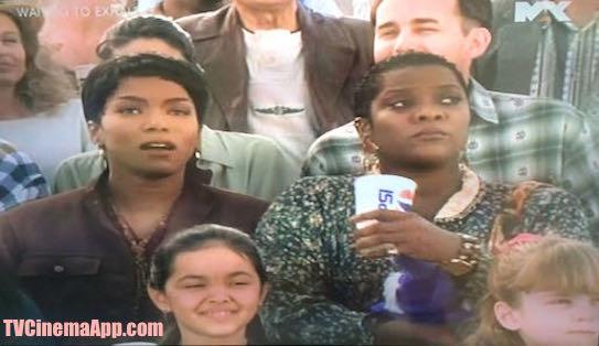 TVCinemaApp - Film Narrative Form: Forest Whitaker's Waiting to Exhale, starring Whitney Houston, Angela Bassett, Lela Rochon, Loretta Devine, Gregory Hines, Dennis Haysbert, Wesley Snipes.