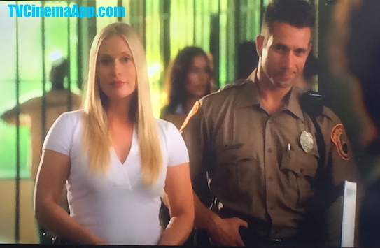 iWatchBestTVCinemaApp Prior CSI Miami: Calleigh Duquesne (Emily Procter) when she arrived at her new workplace.
