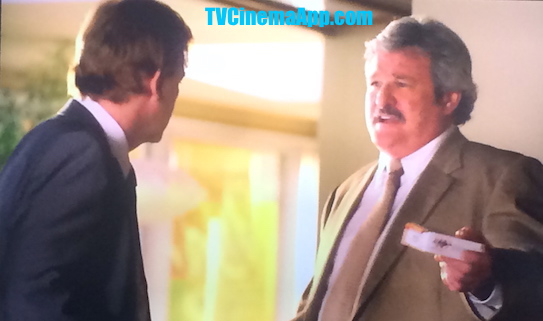 iWatchBestTVCinemaApp Prior CSI Miami: Horatio Caine (David Stephen Caruso) and John Sully Sullivan (Brad Leland) having a controversial talk about the crime.