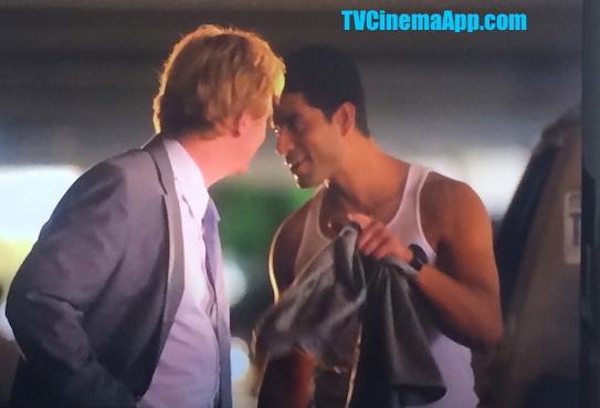 TV Cinema World: CSI Miami, Eric Delko and Horatio Caine.