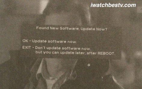 Satellite TV Installation: Finding Software Update.