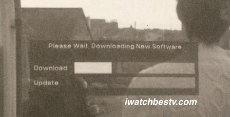 Satellite TV Installation: The Software Download.